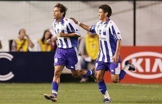Júnior Amorim e Juninho Caiçara