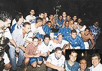 CSA Tetra-Campeão Alagoano