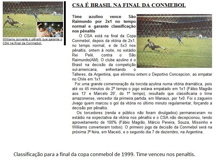 CSA 2x1 São Raimundo-AM  1999