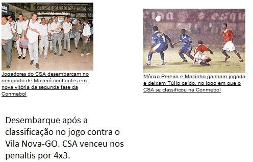 Fotos de Vila Nova-GO 2x0 CSA